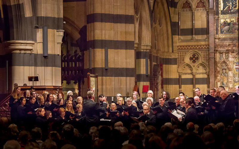 melbourne bach choir